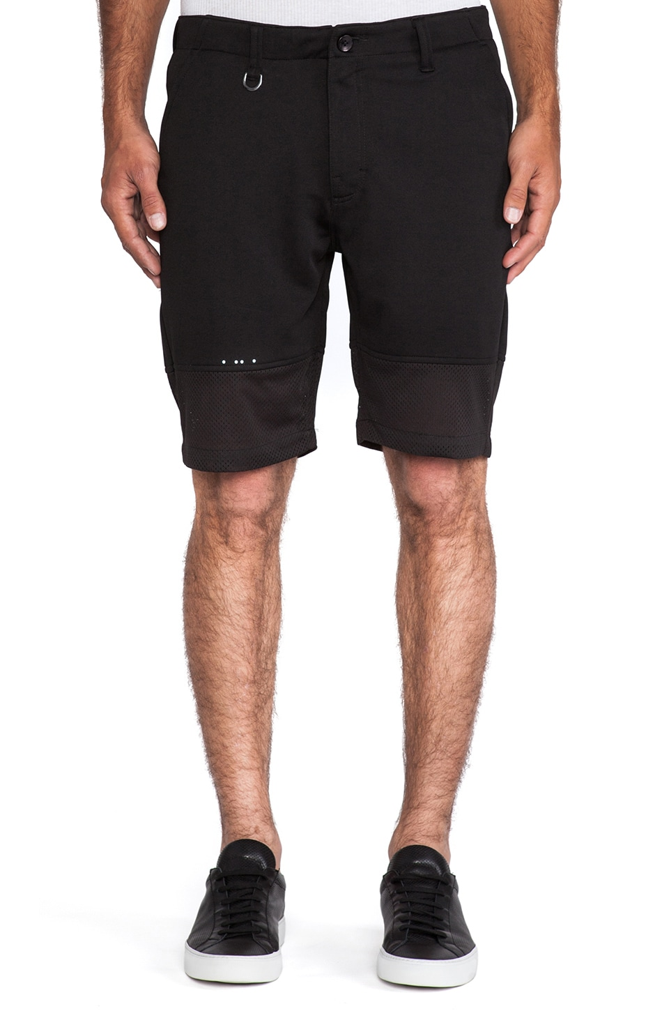 Publish MONO Shane Short in Black