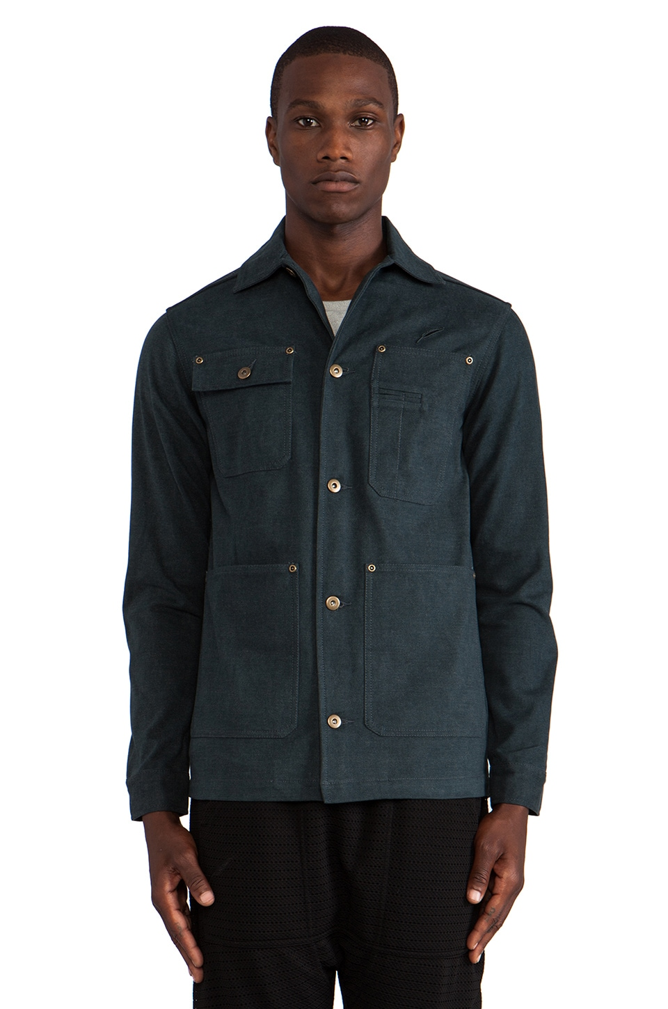 Publish Sampson Jacket in Ocean