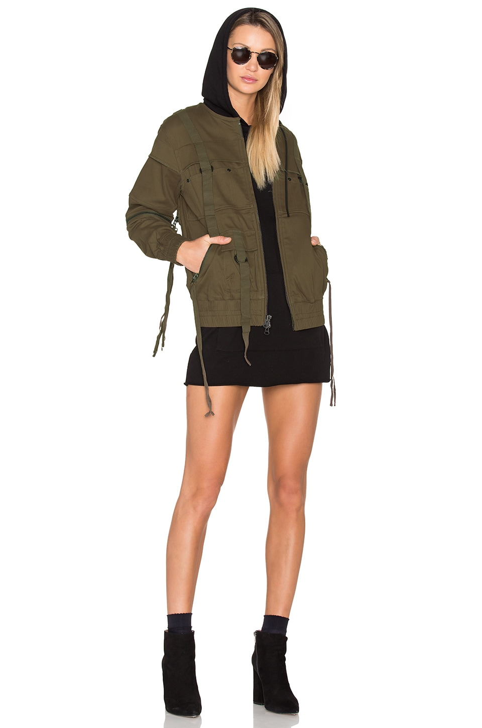 x Revolve Reject Jacket by Publish