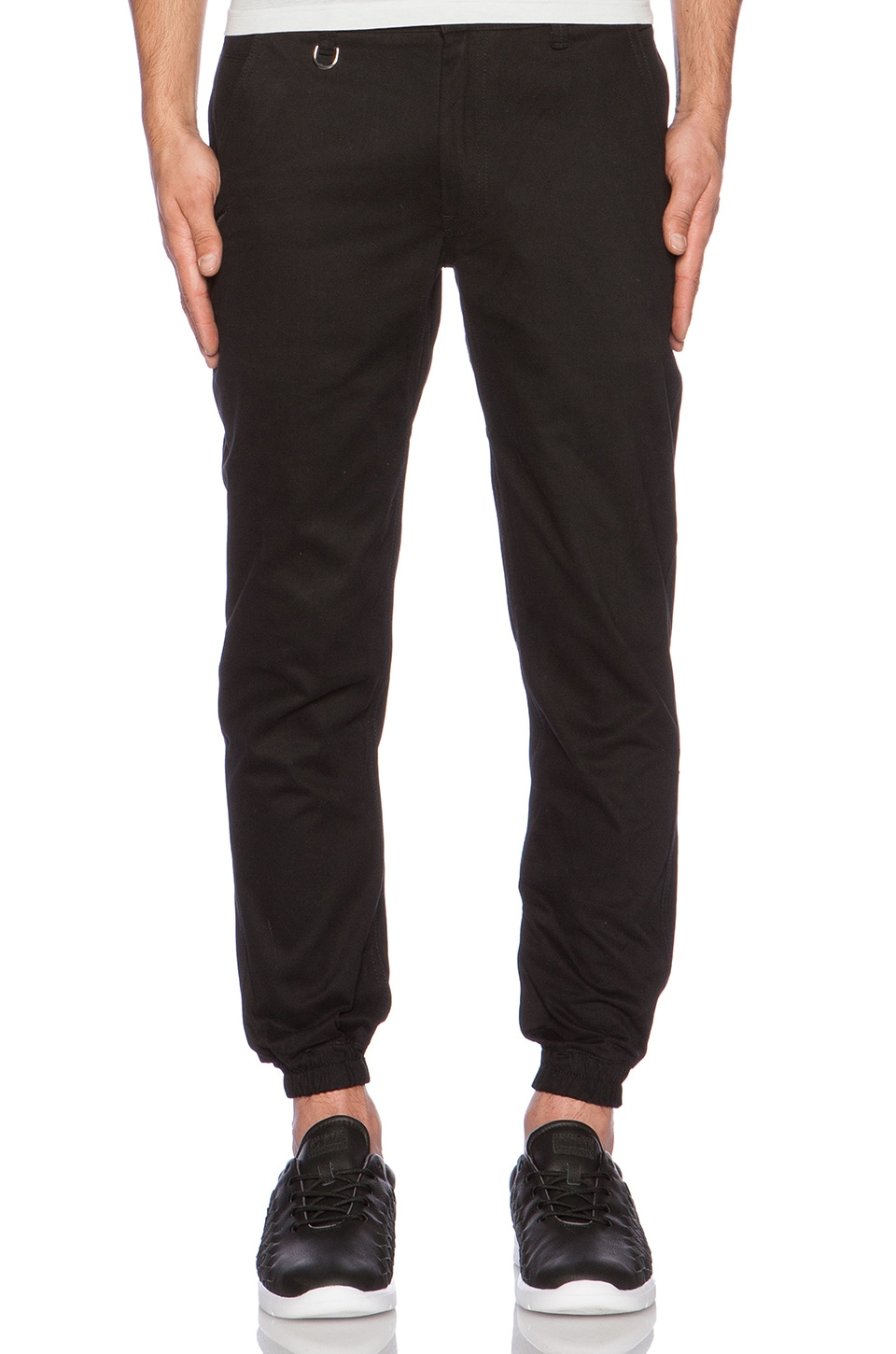 Publish Jogger in Black
