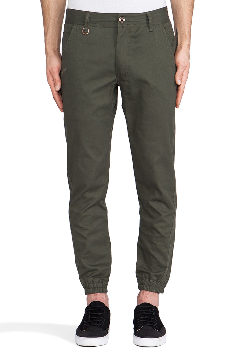 Publish Jogger in Olive