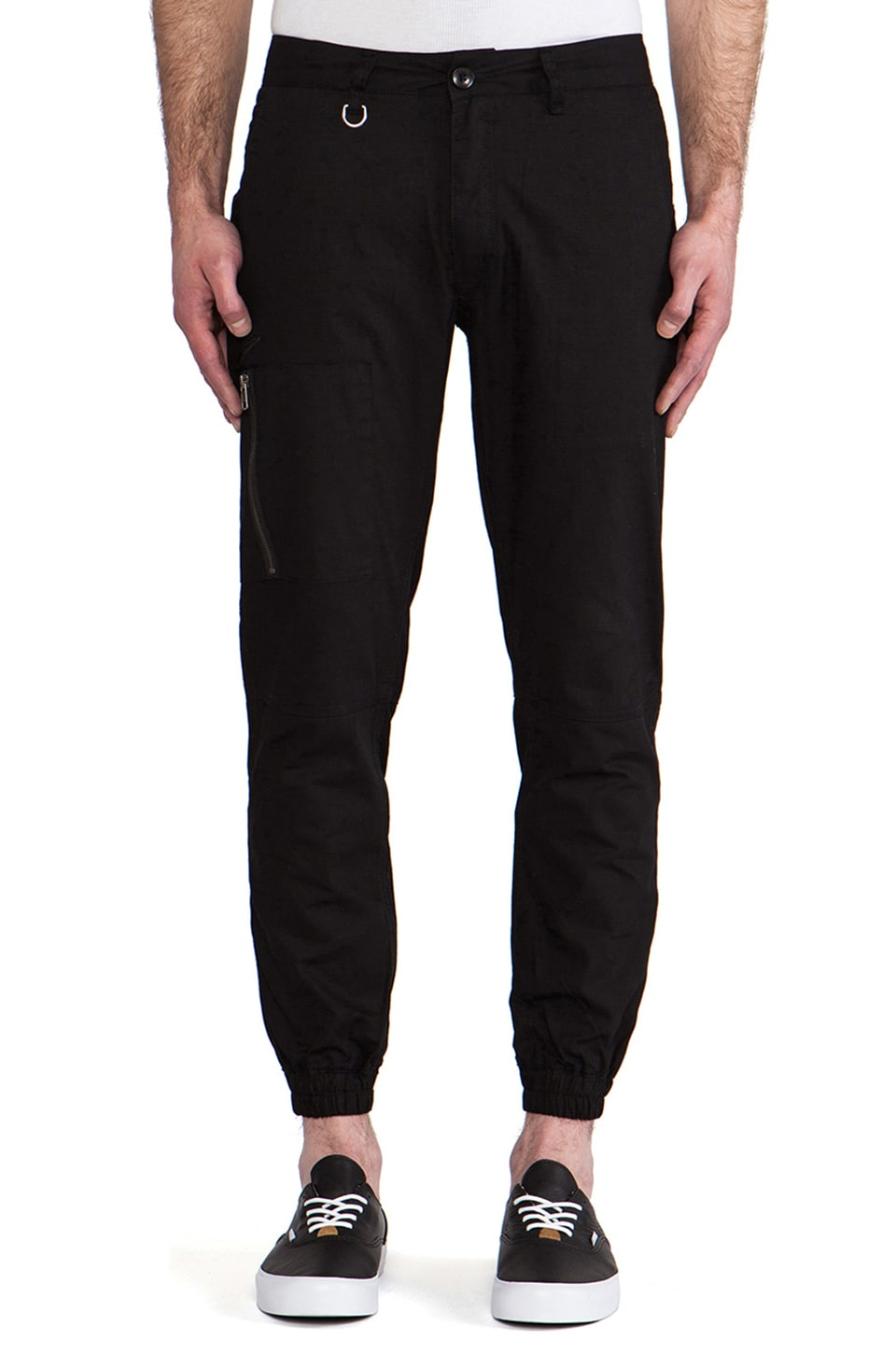 Publish Levinson Jogger in Black