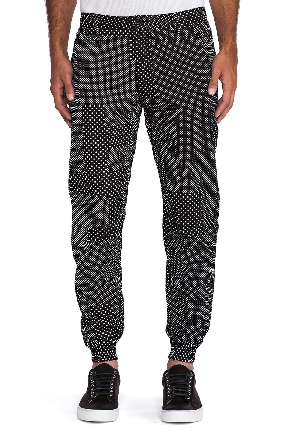Publish Julian Jogger Pant in Black