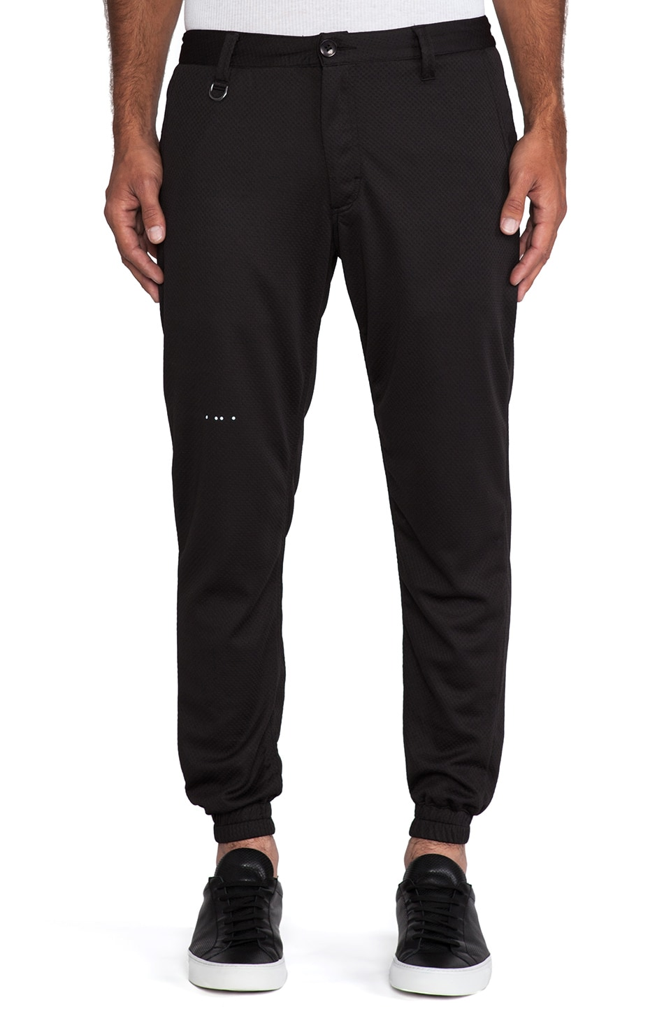 Publish MONO Franko Pant in Black