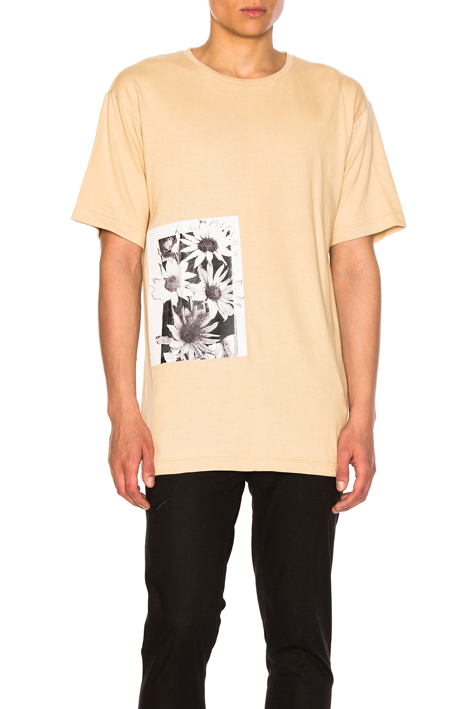 Daisy Page Tee by Publish