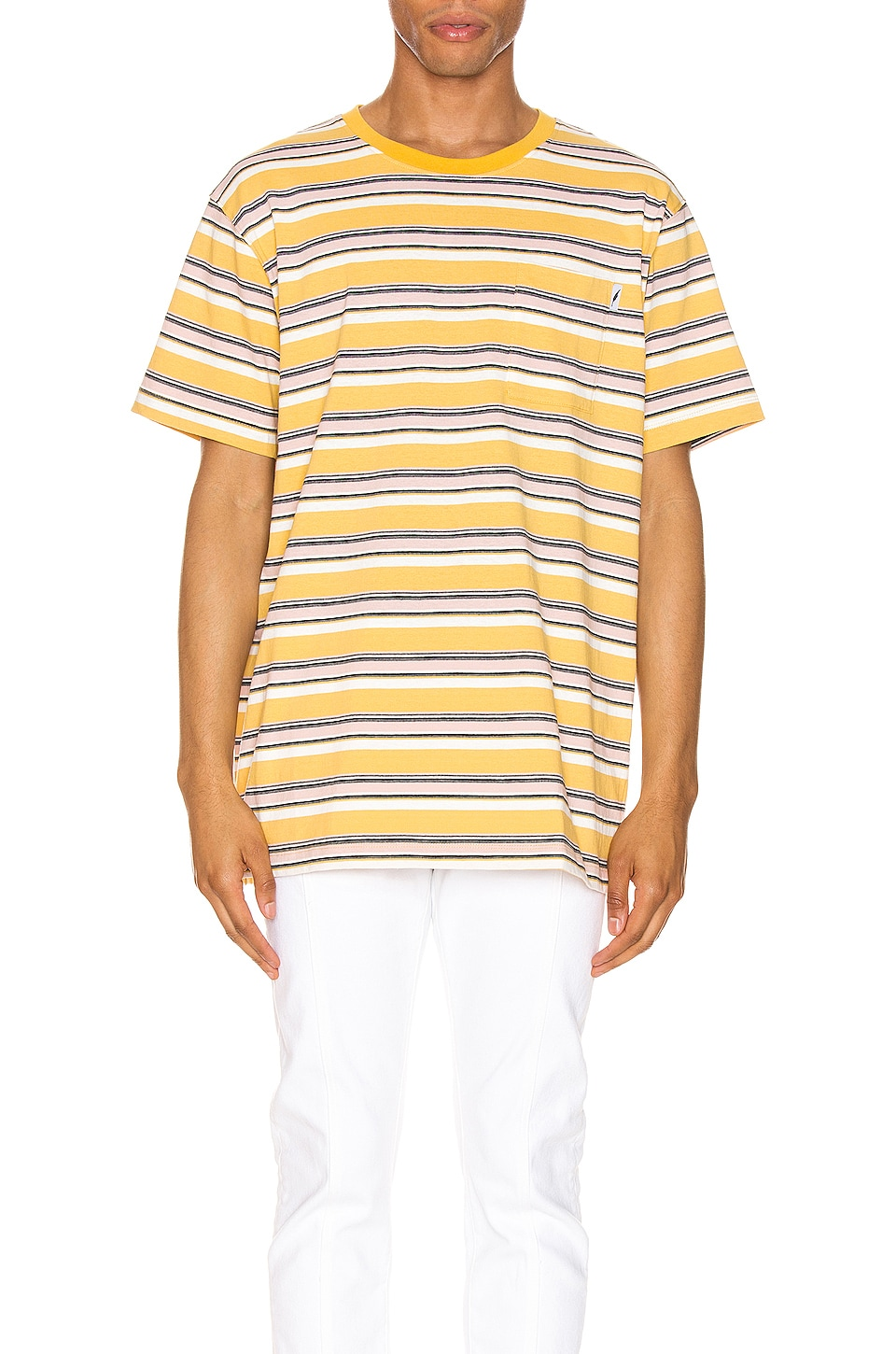 Publish Aguie Tee in Yellow