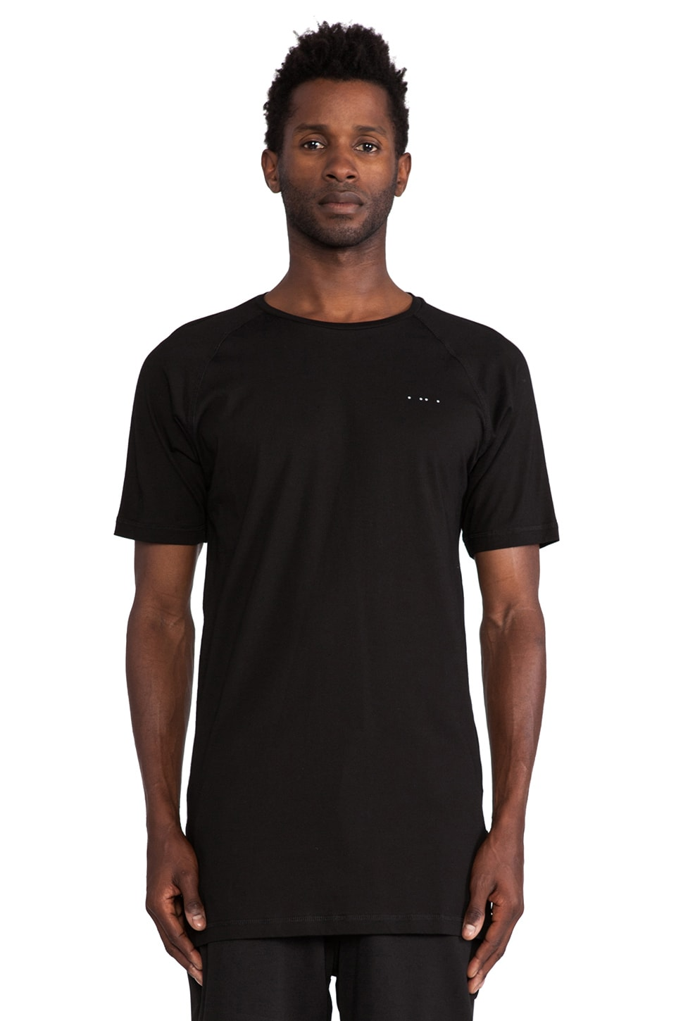 Publish MONO Penstall Tee in Black