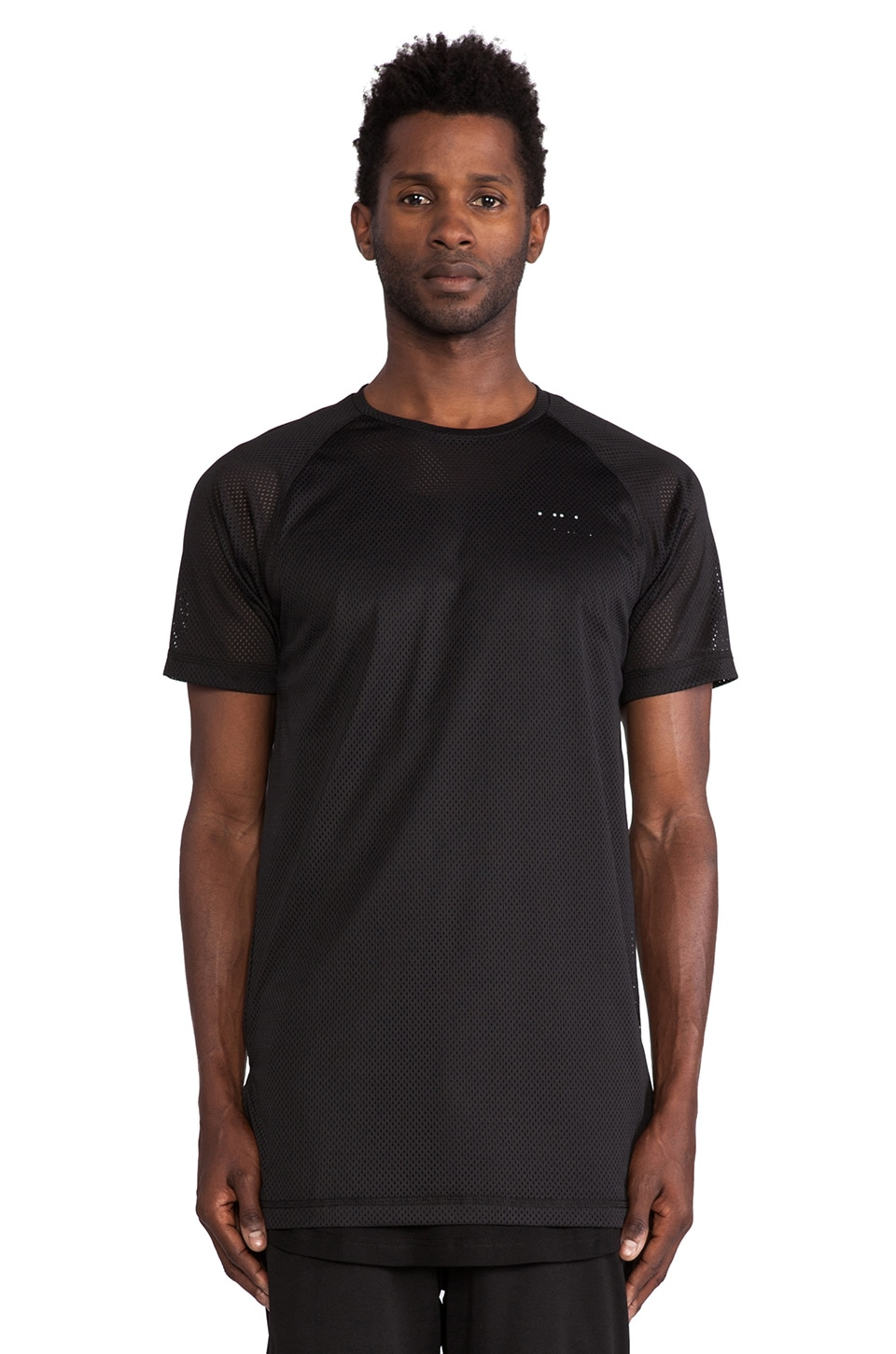 Publish MONO Denroy Jersey Tee in Black