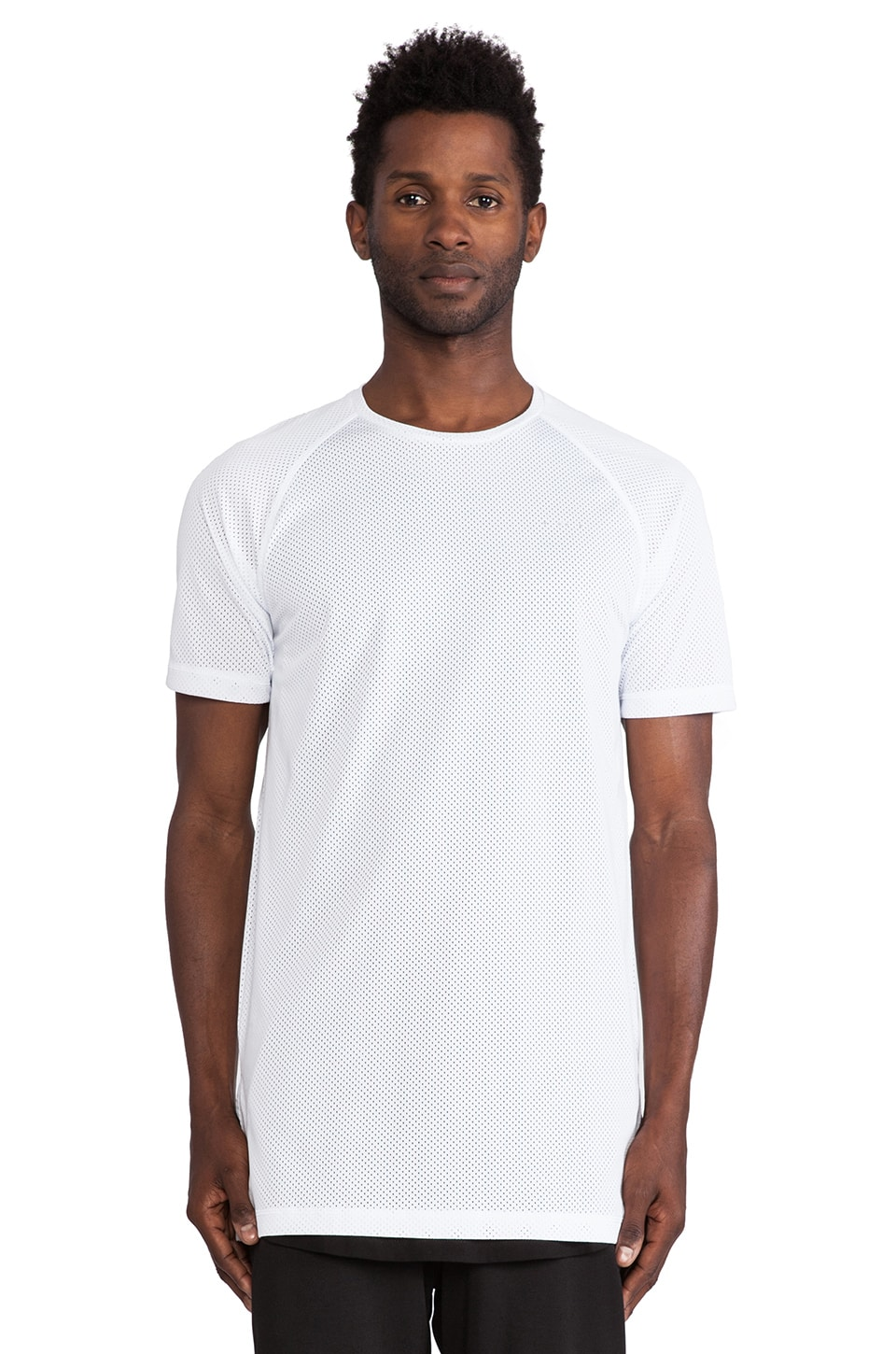 Publish MONO Denroy Jersey Tee in White