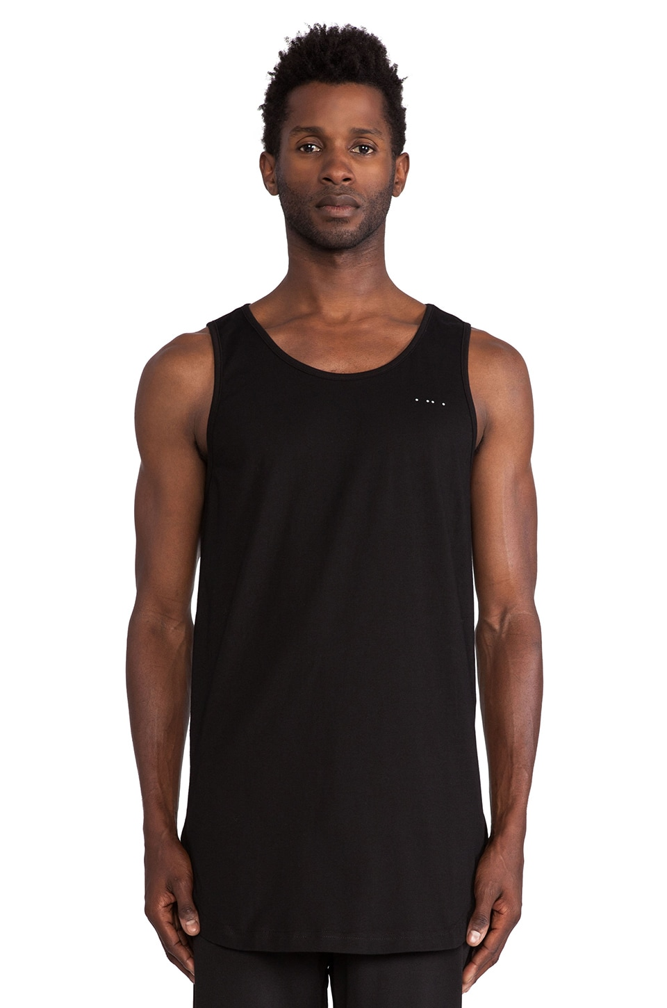 Publish MONO Terwyn Tank in Black