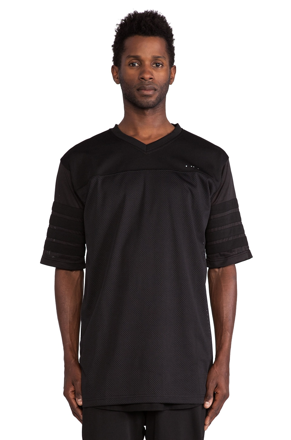 Publish MONO Aikman Jersey Tee in Black