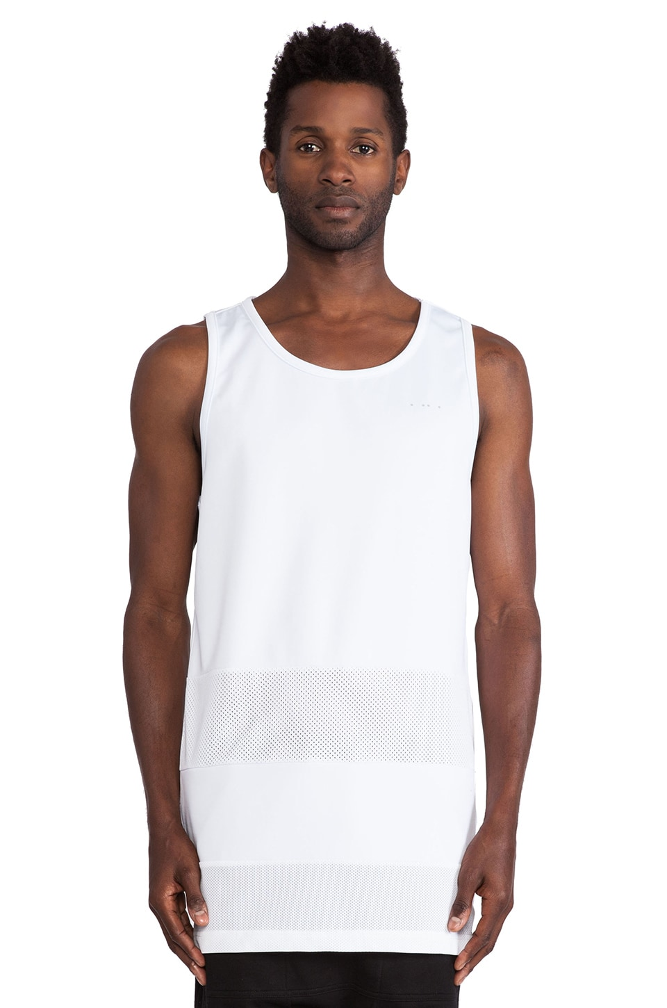 Publish MONO Hawkins Tank in White
