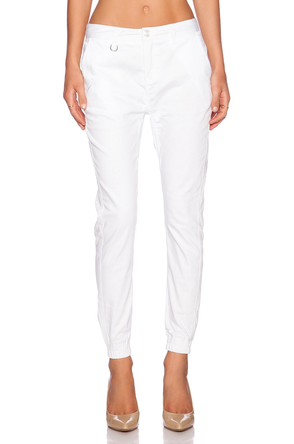 Publish Hanna Jogger en White