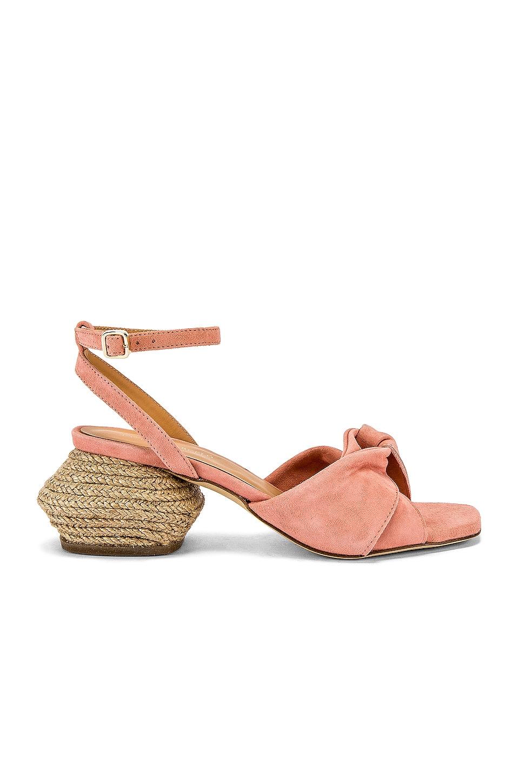 Paloma Barcelo Morgane Sandal in Pink