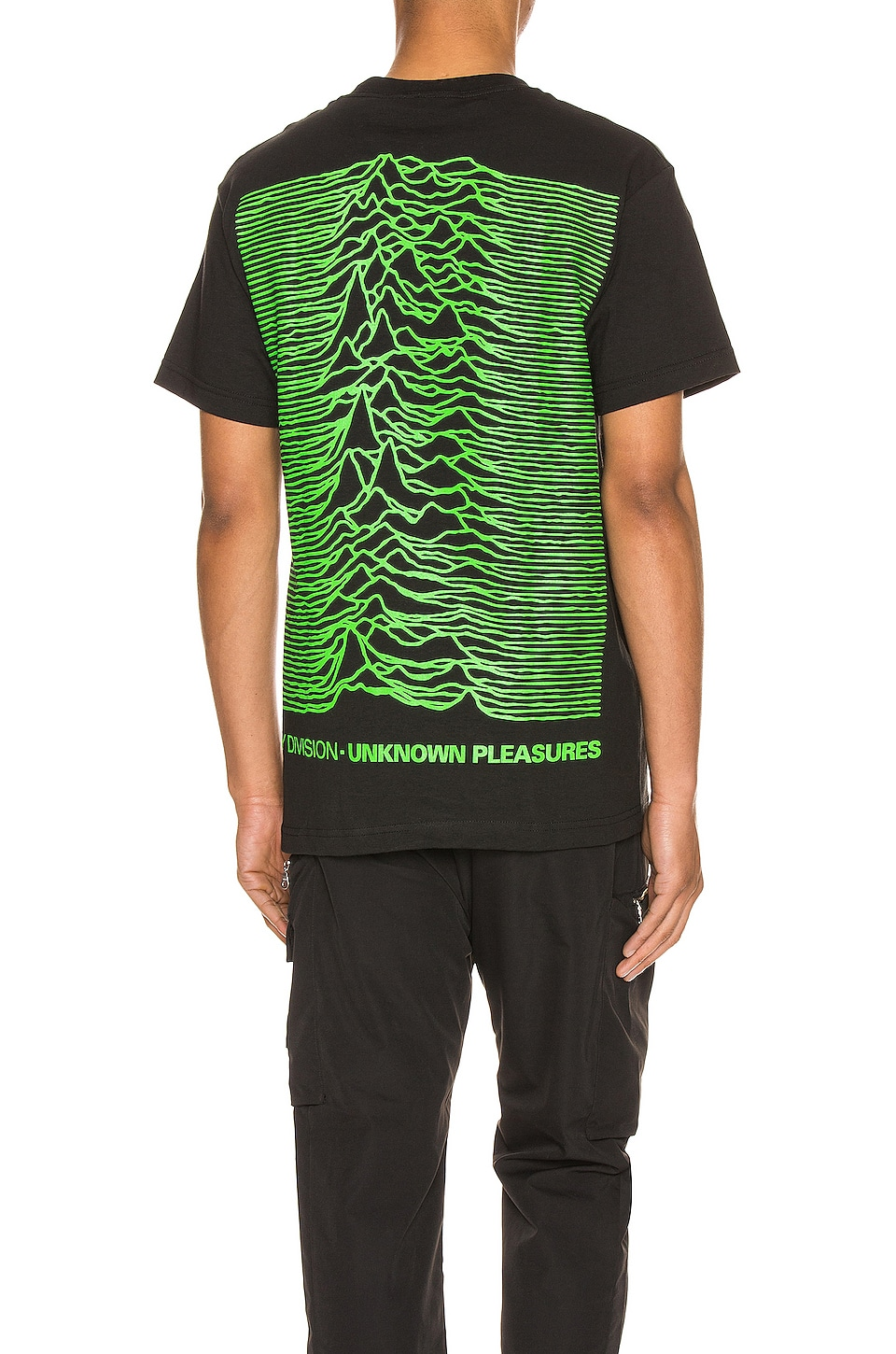 Pleasures x Joy Division Up Tee in Black