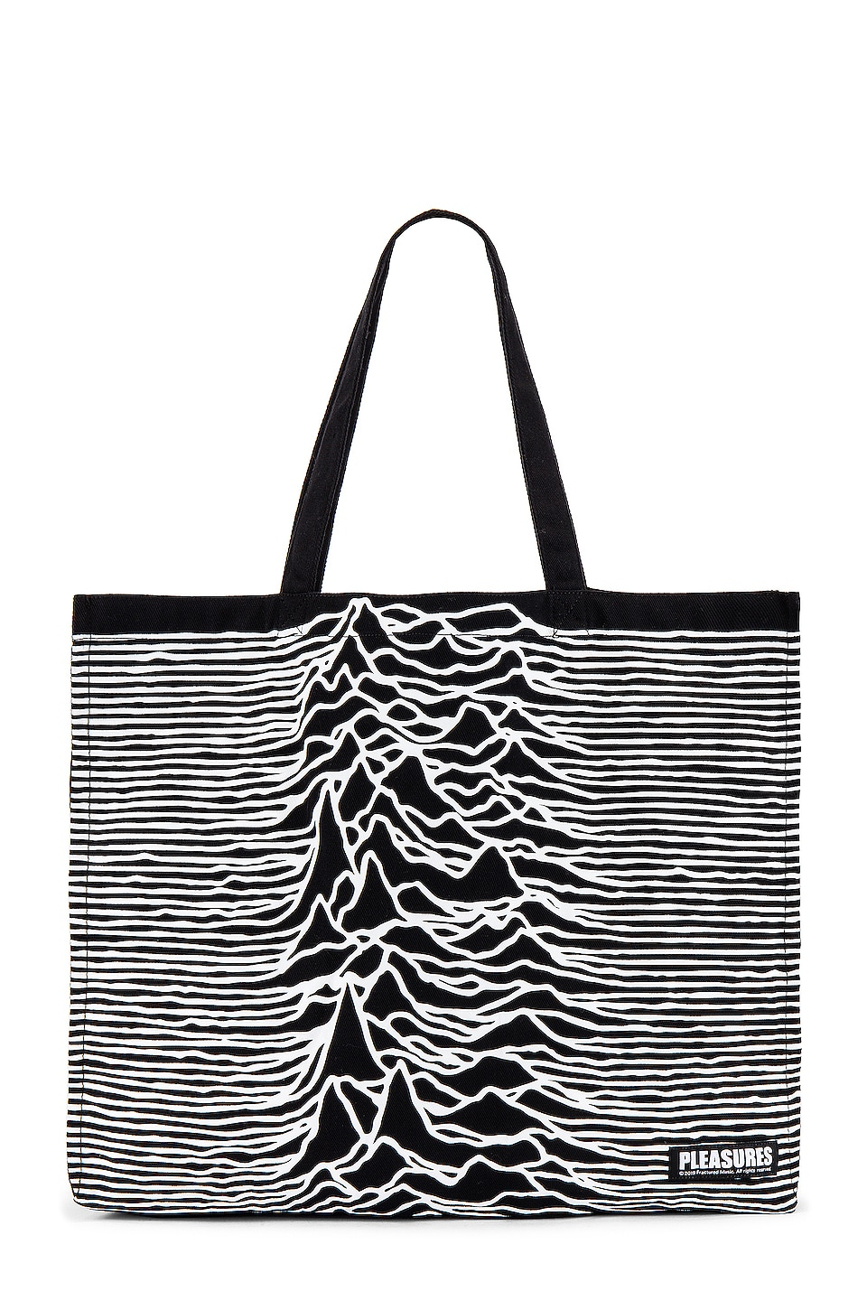 Pleasures BOLSO TOTE JOY DIVISION