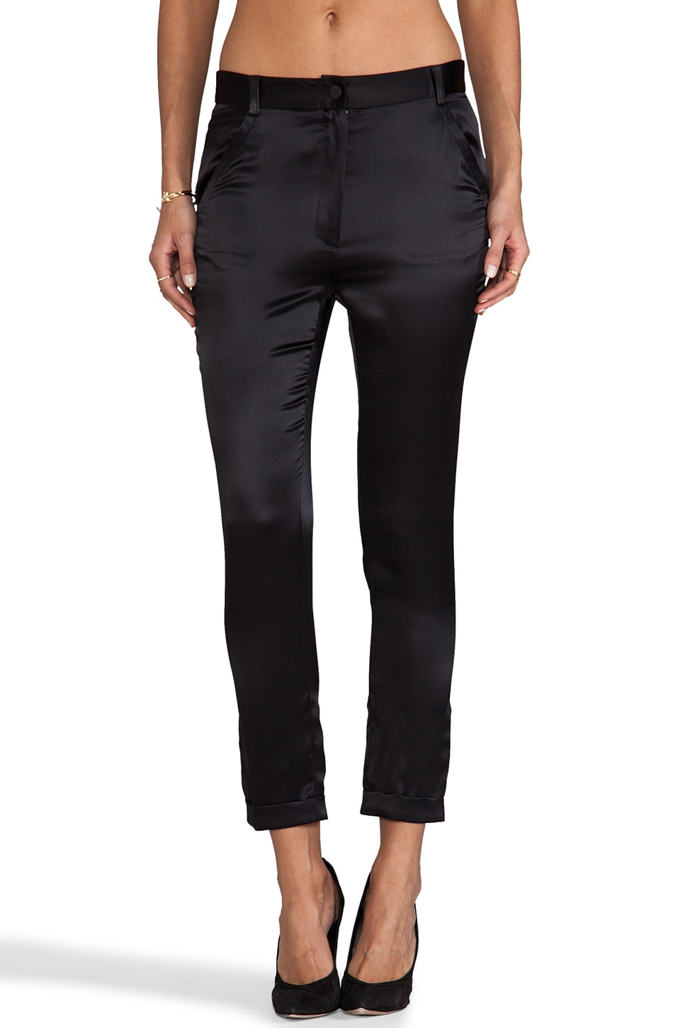 primary Baxis Pants in Black