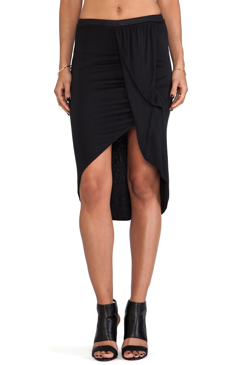 primary Clo Skirt in Black