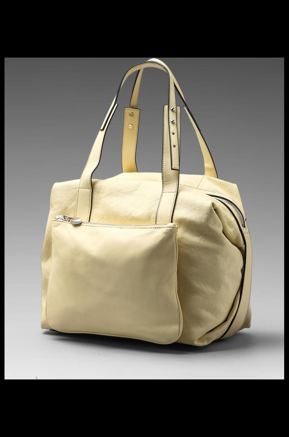 Pour La Victoire Arken City Satchel in Butter
