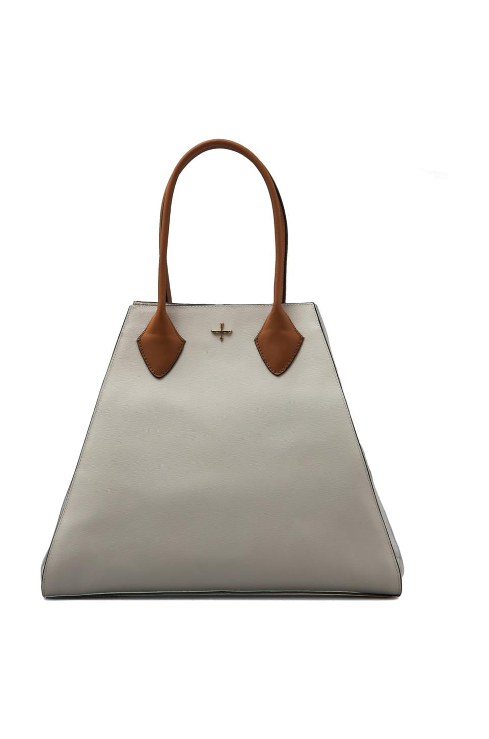 Pour La Victoire Yves Large Tote in White