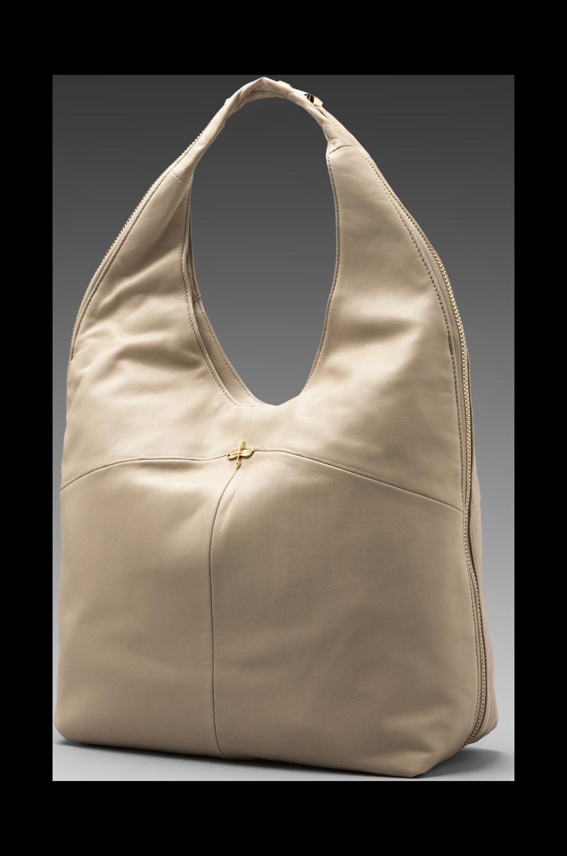 Pour La Victoire Nouveau Hobo Bag in Bone