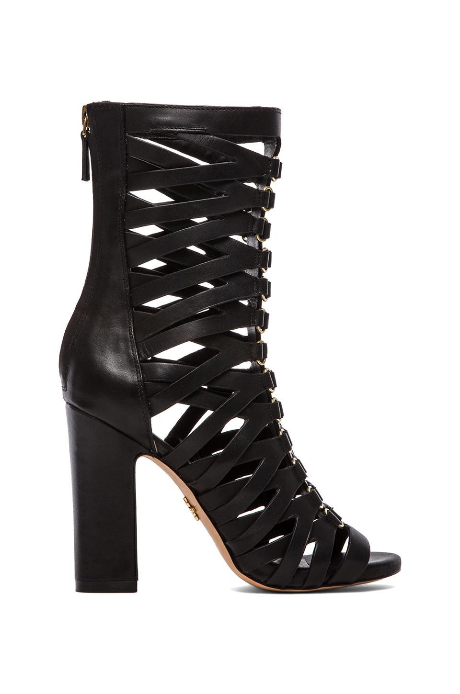 Pour La Victoire Eaden Boot in Black