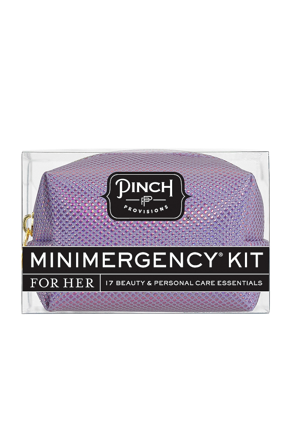 Pinch Provisions Slither Minimergency Kit in Lavender