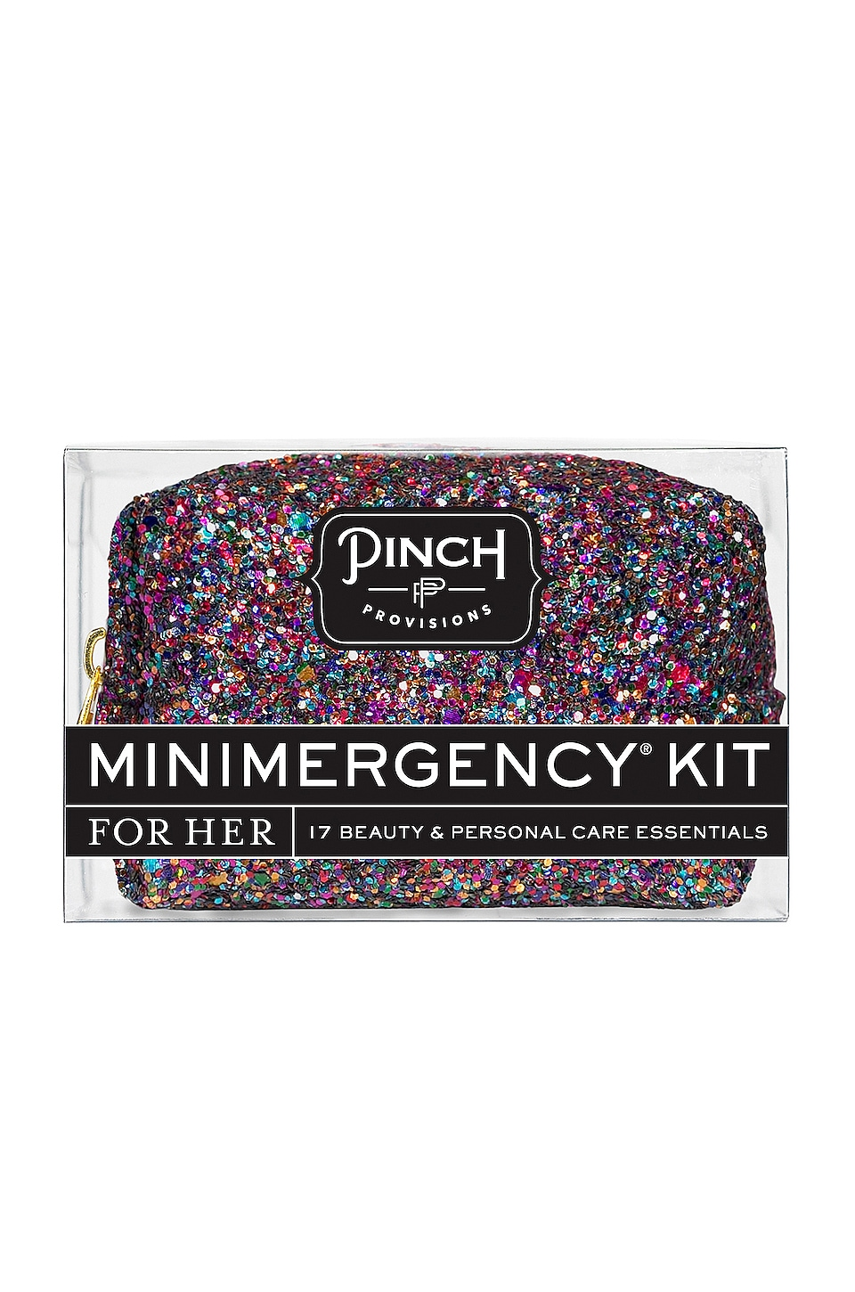 Pinch Provisions Glitter Bomb Minimergency Kit in Berry Multi