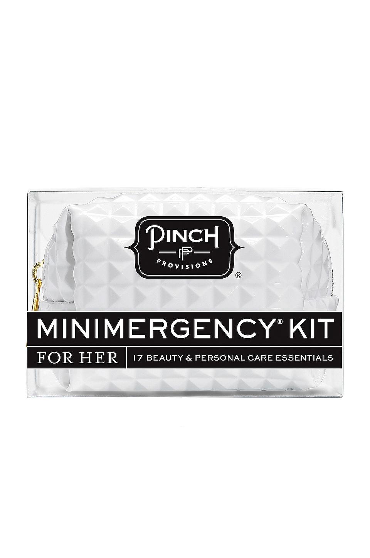 Pinch Provisions Edge Minimergency Kit in White