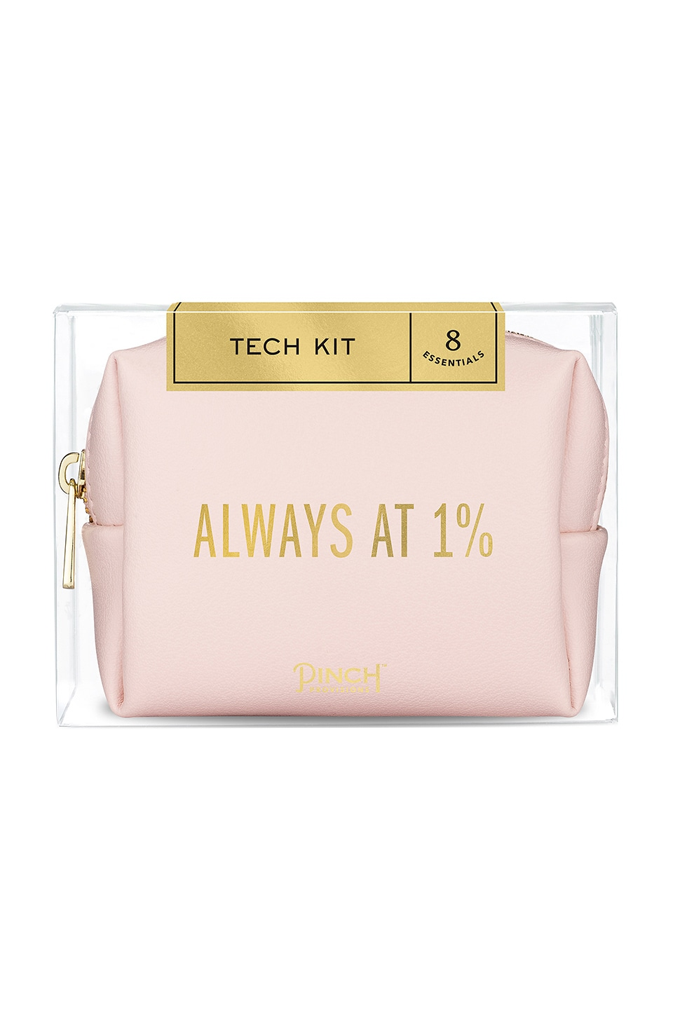 Pinch Provisions Always at 1% Tech Kit in Blush
