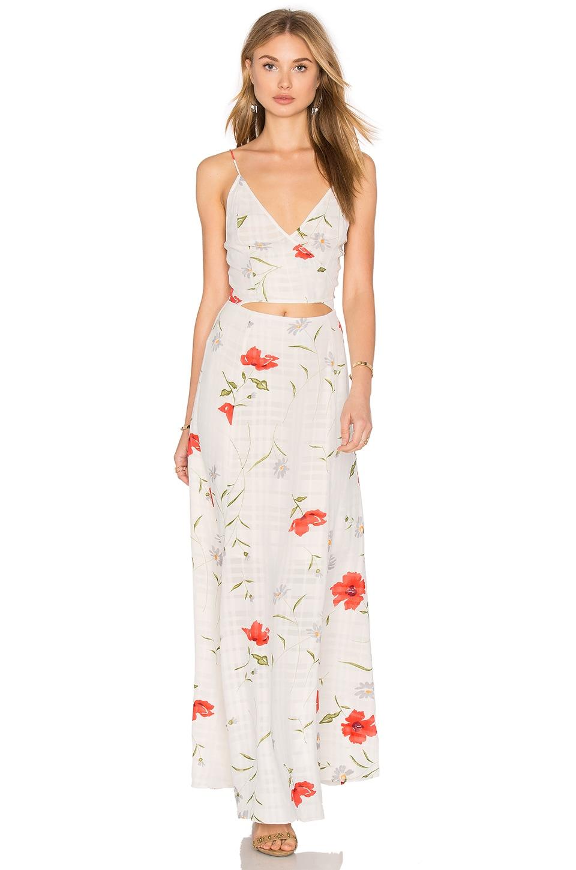 Privacy Please x REVOLVE Wheeler Dress in Floral