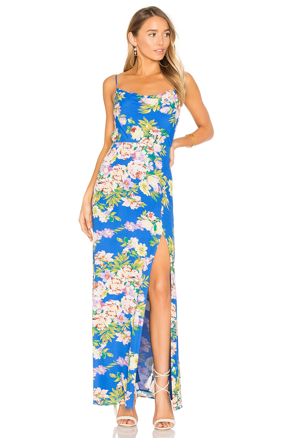 Privacy Please x REVOLVE Tyler Maxi in Blue