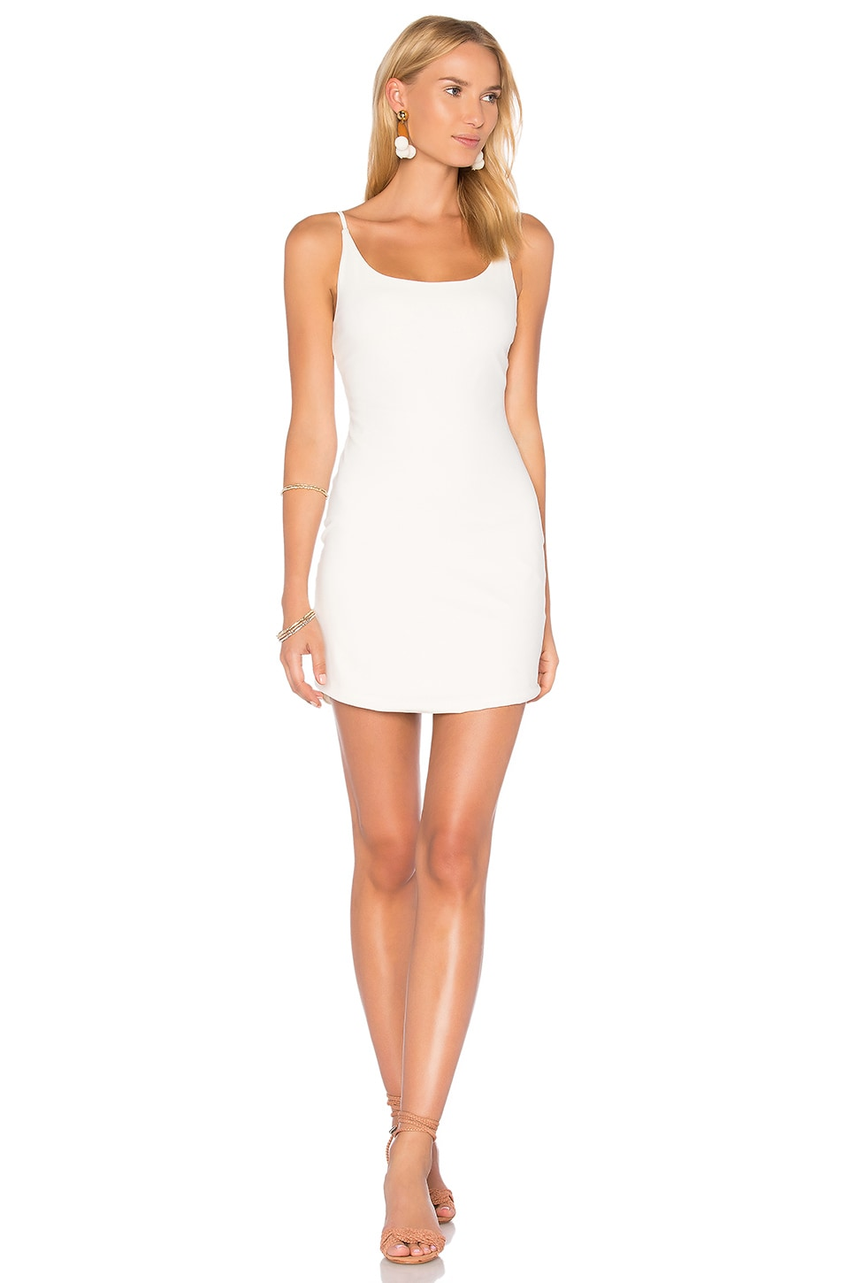 Privacy Please Cassiar Dress in Ivory