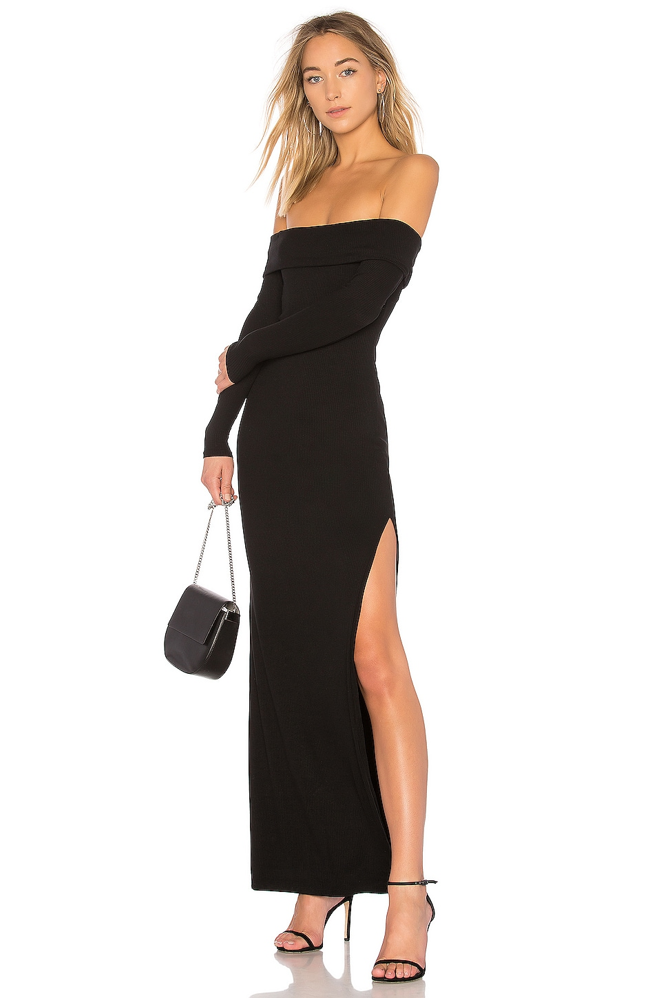 Privacy Please Royale Dress in Black