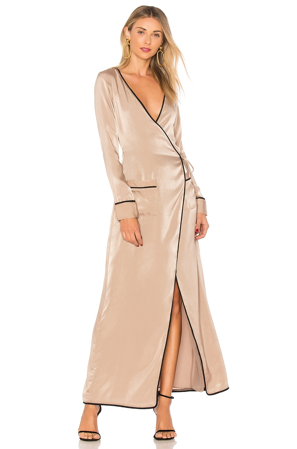 Privacy Please ROBE MAXI WESTLY