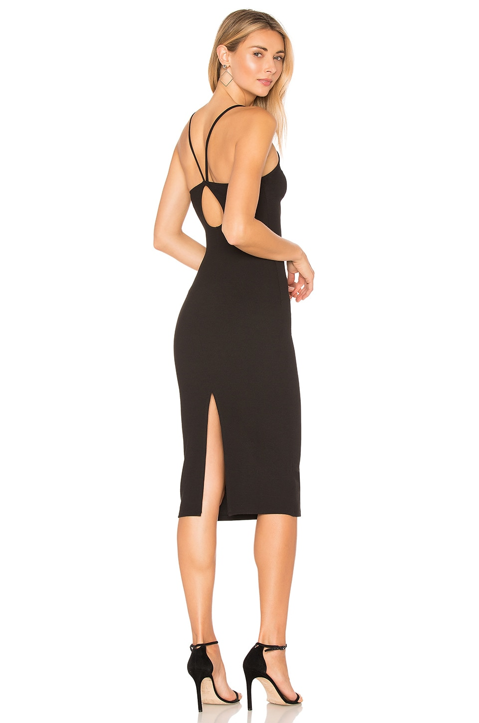 Privacy Please VESTIDO BODY MIDI CHARLOTTE