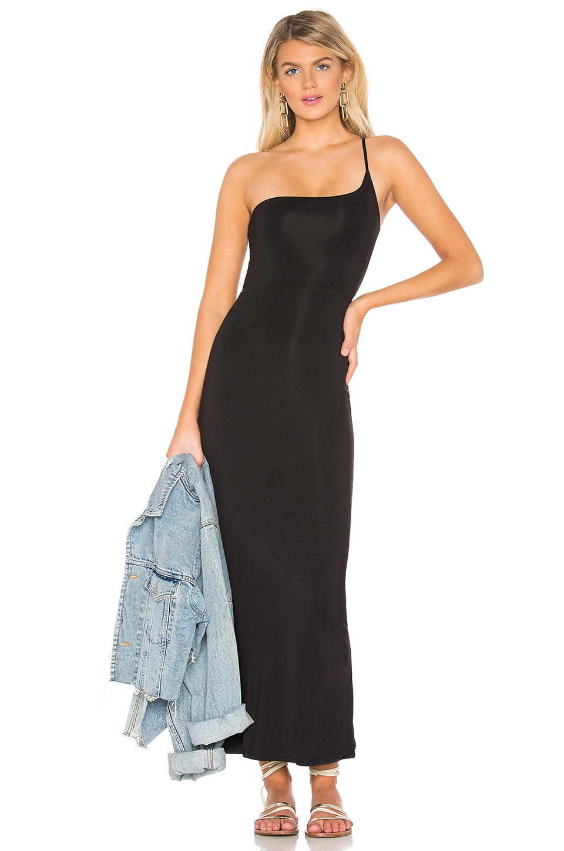 Privacy Please Sydney Maxi Dress in Black
