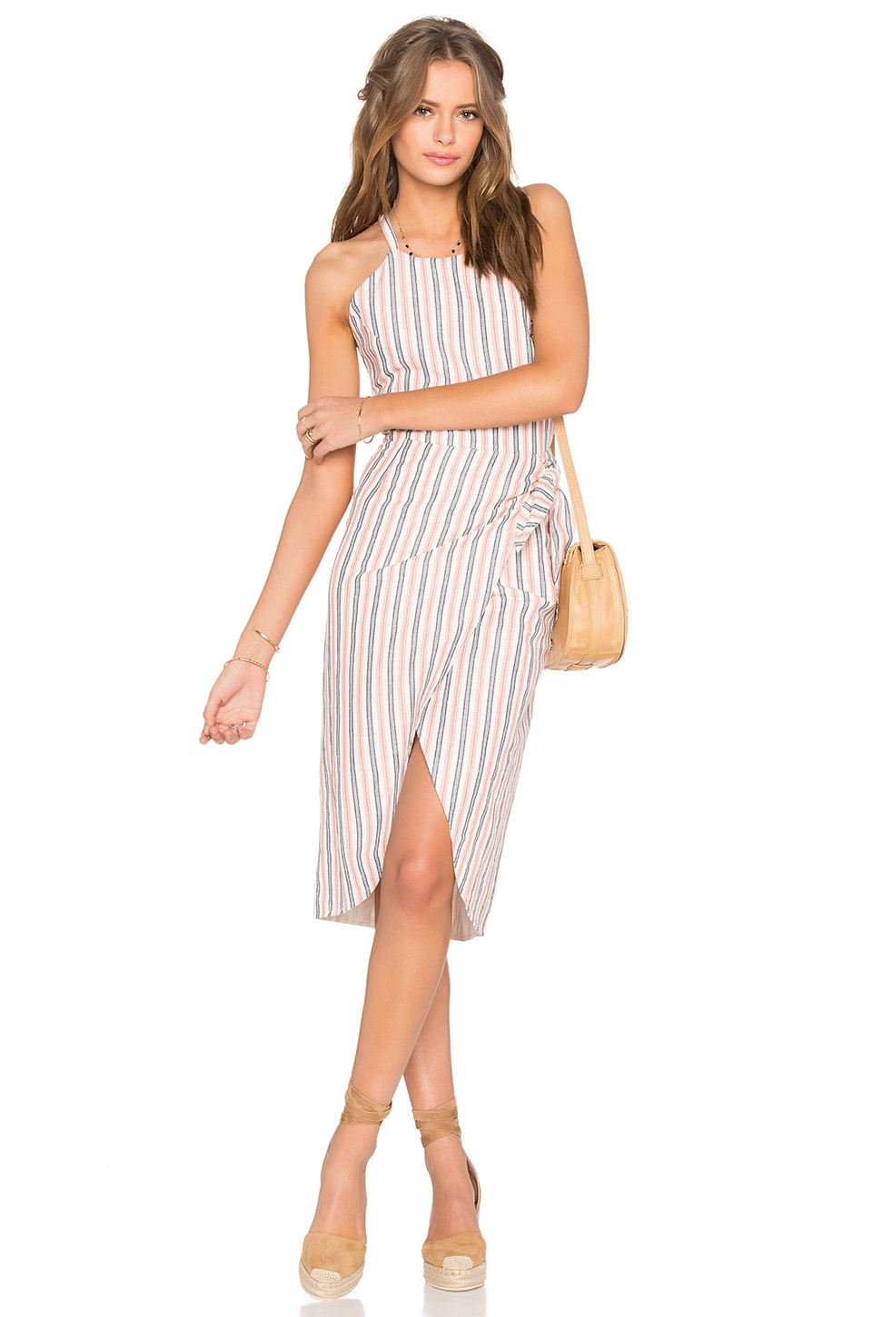 Nassau Wrap Dress by Privacy Please