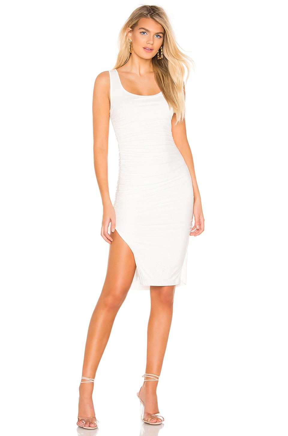 Privacy Please Maria Tank Dress in Ivory