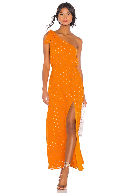 Privacy Please Blake Maxi Dress in Marigold