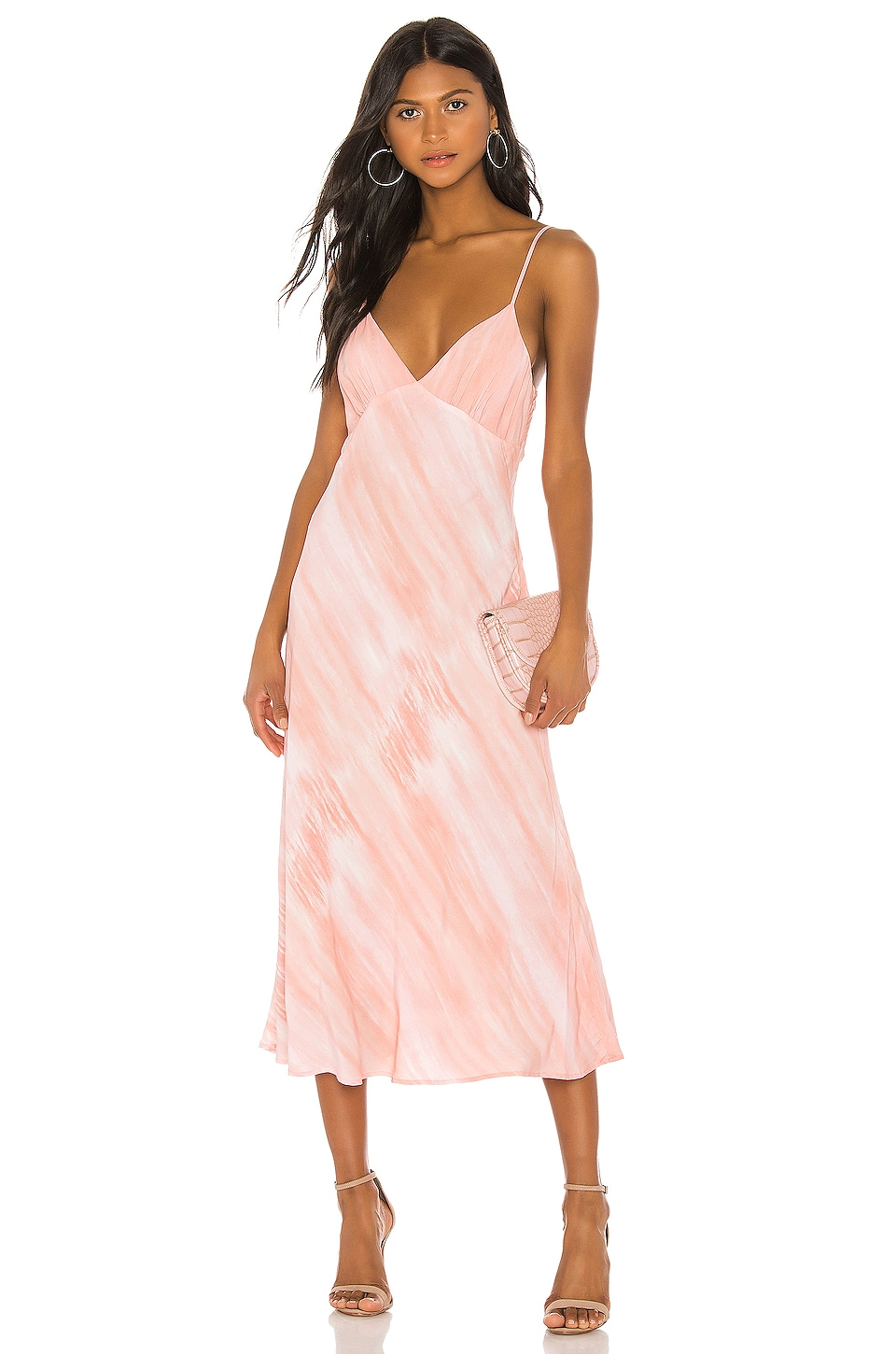 Privacy Please ROBE MI-LONGUE BERMUDA