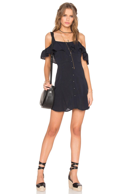 Privacy Please Winona Dress in Black