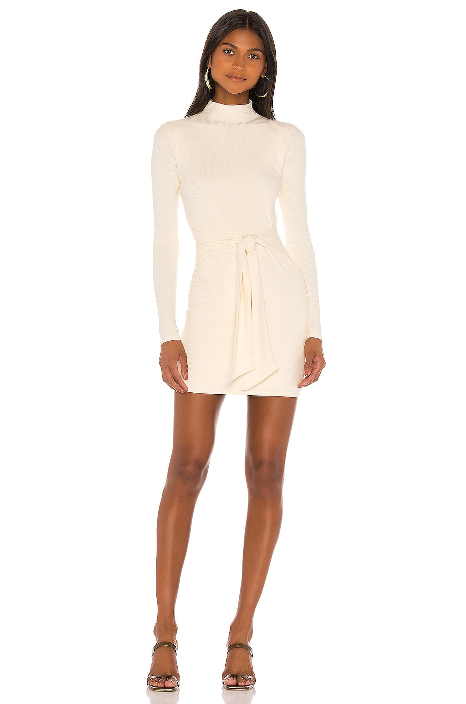 Privacy Please Gisele Mini Dress in Cream