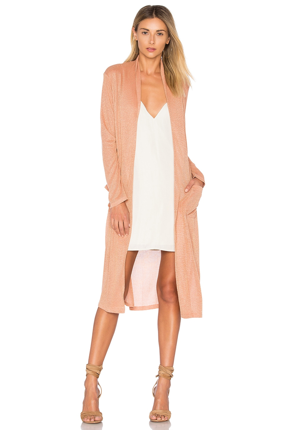 Privacy Please x REVOLVE Bristol Jacket in Mauve