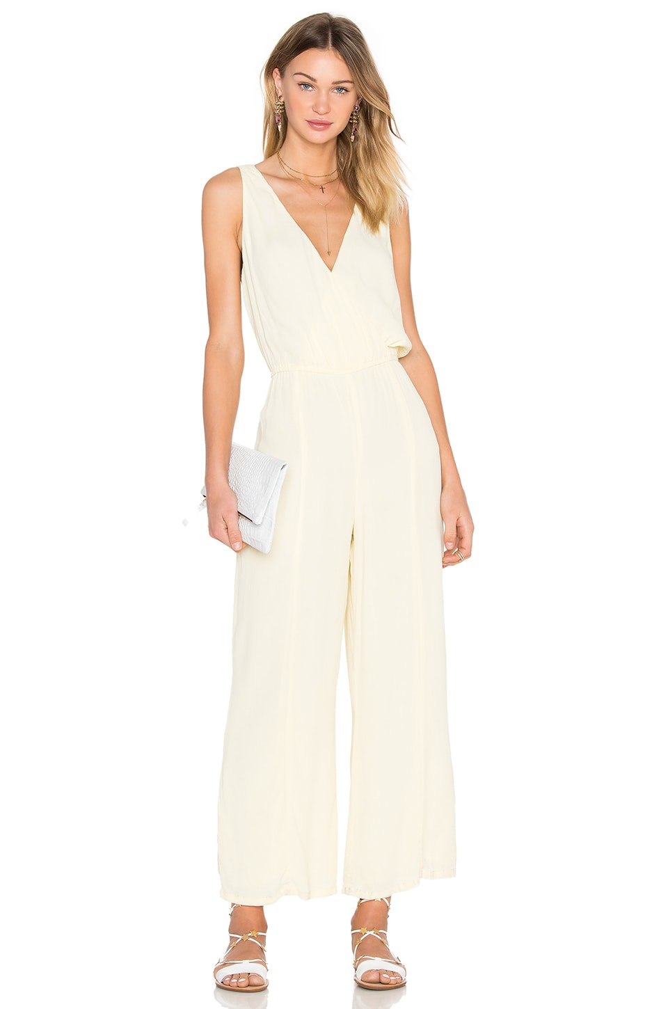 Gansel Jumpsuit by Privacy Please