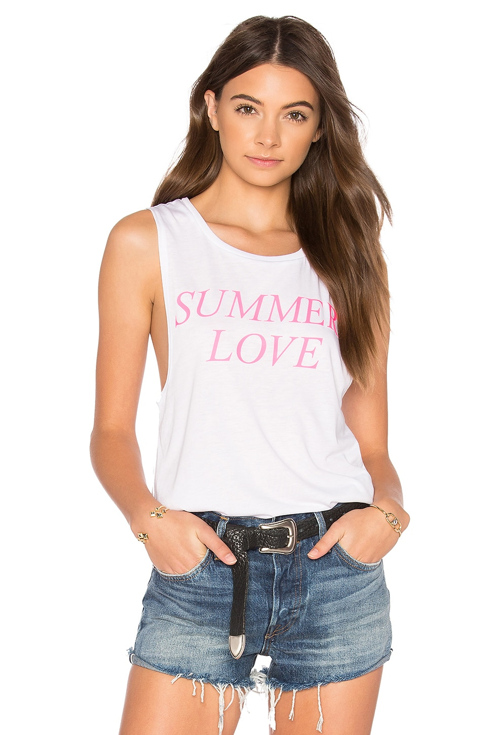 Summer Love Tank by Private Party