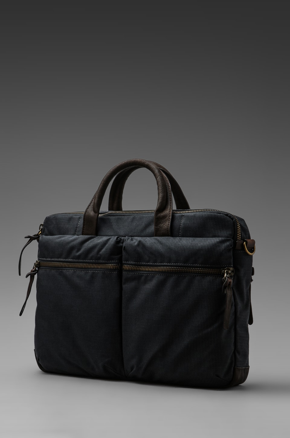 Property of... Marcus Work Bag in Grey