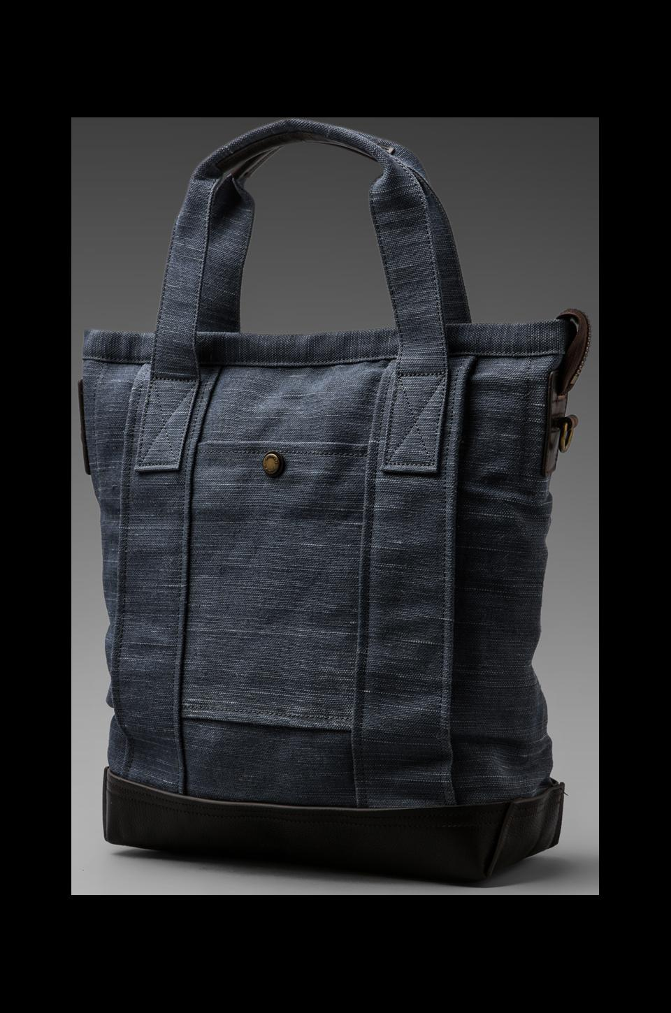 Property of... Lex Work Tote in Blue