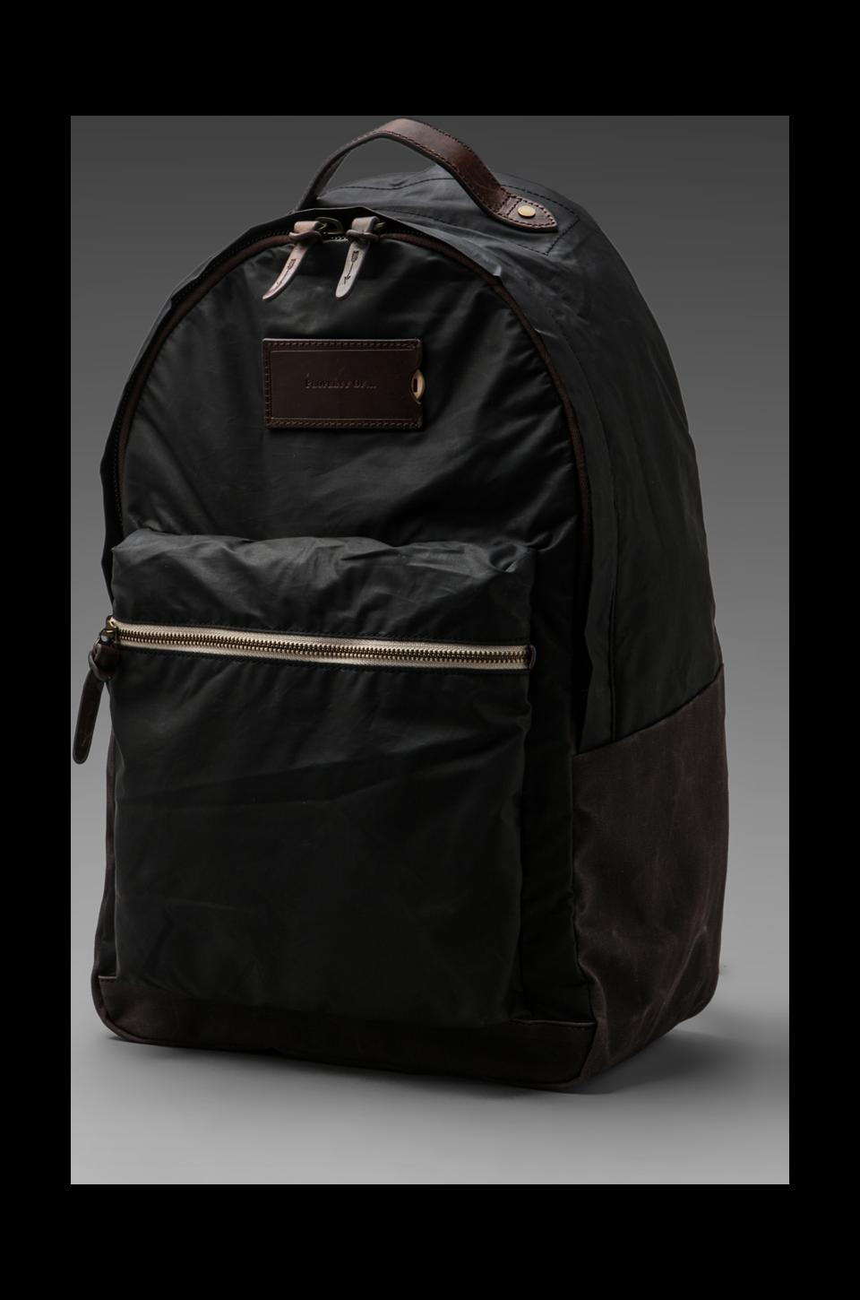 Property of... Xavier Backpack in Black