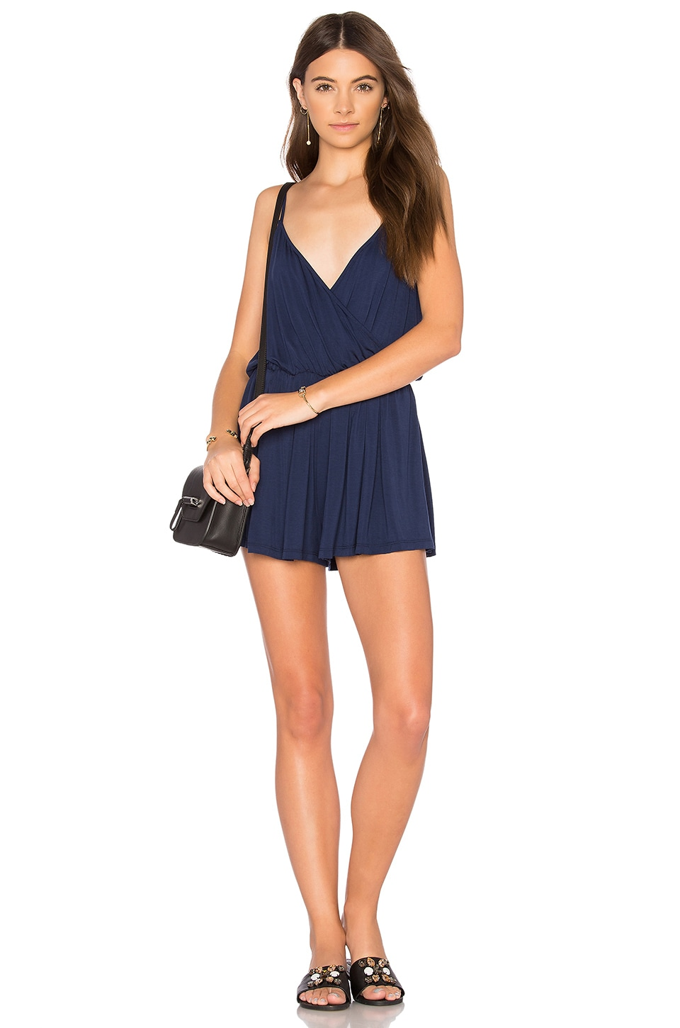 Cold Brew Romper by Project Social T